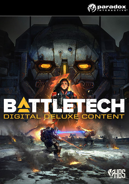 BATTLETECH Digital Deluxe Content