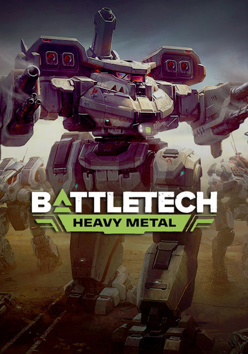BATTLETECH Heavy Metal (PC)