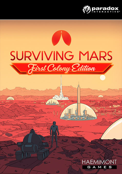 Surviving Mars - First Colony Edition (PC)