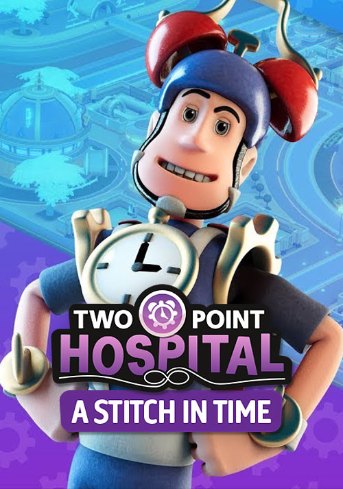 Two Point Hospital - A Stitch in Time (PC)