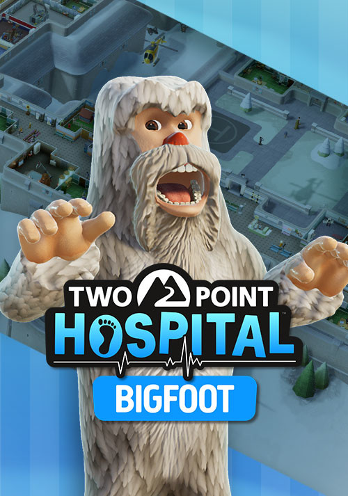 Two Point Hospital: Bigfoot (PC)