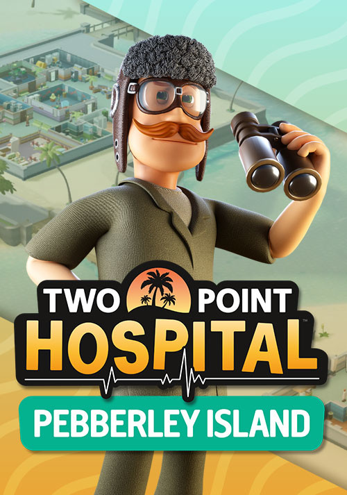Two Point Hospital: Pebberley Island (PC)