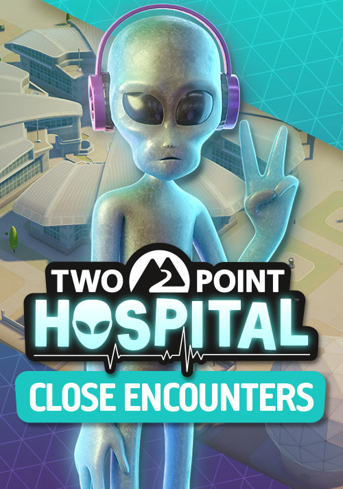 Two Point Hospital: Close Encounters (PC)