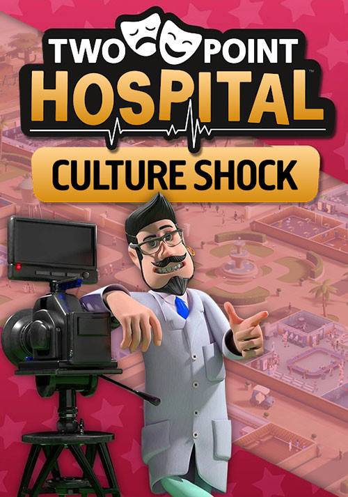 Two Point Hospital: Culture Shock (PC)