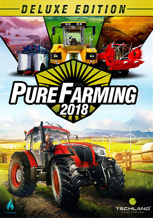 Pure Farming 2018 - Deluxe Edition (PC)