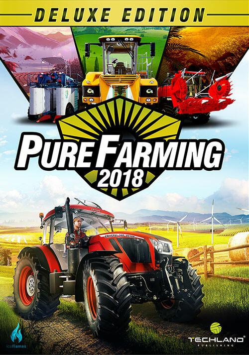 Pure Farming 2018 - Deluxe Edition (PC)