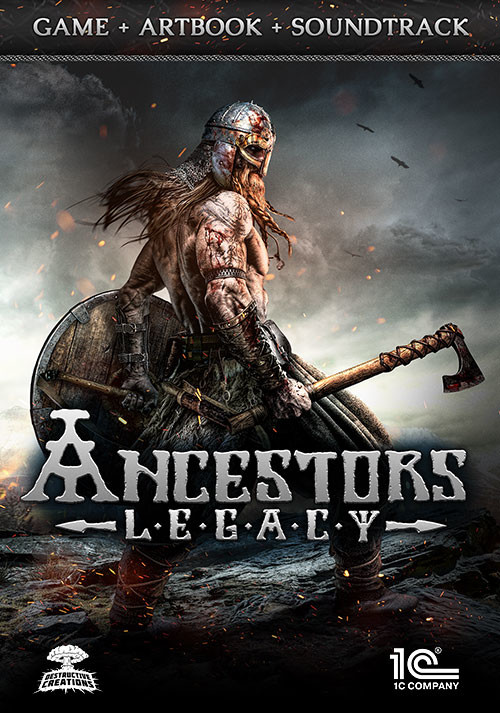 Ancestors Legacy Game + Artbook + Soundtrack