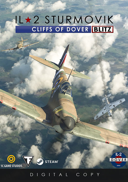 IL2 Sturmovik Cliffs of Dover Blitz Edition