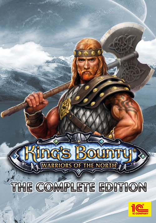 Kings Bounty Warriors of the North The Complete Edition
