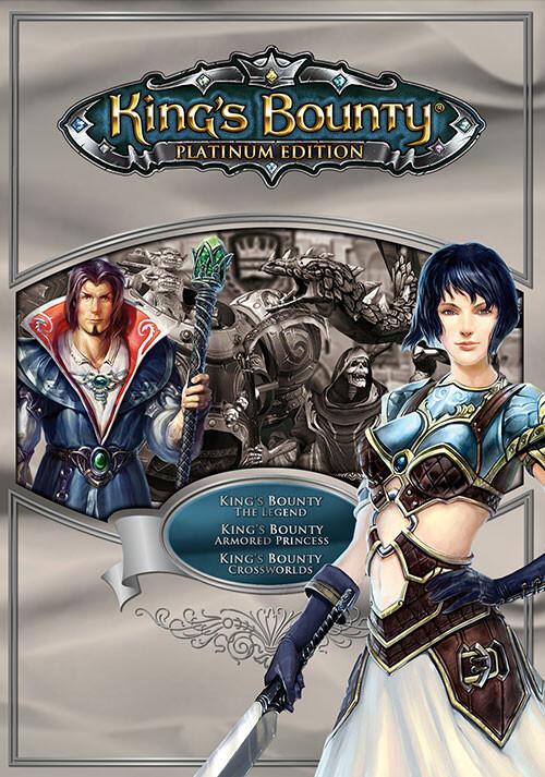 Kings Bounty: Platinum Edition (PC)