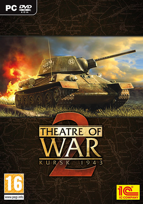 Theatre Of War 2 Kursk 1943