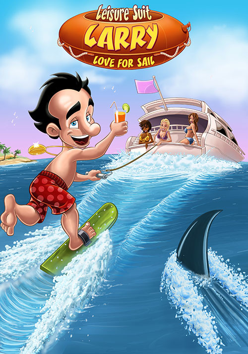 Leisure Suit Larry 7 Love for Sail