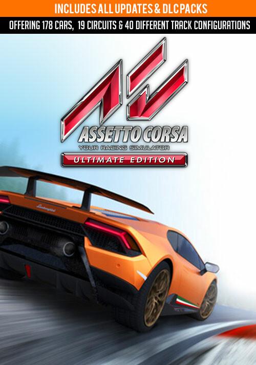 Assetto Corsa Ultimate Edition (PC)