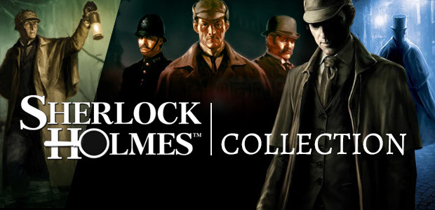 Product Image The Sherlock Holmes Collection