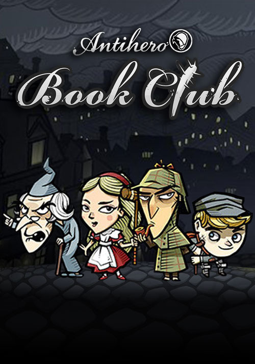 Antihero Book Club Characters