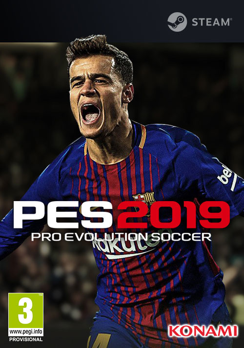 PRO EVOLUTION SOCCER 2019 (PC)