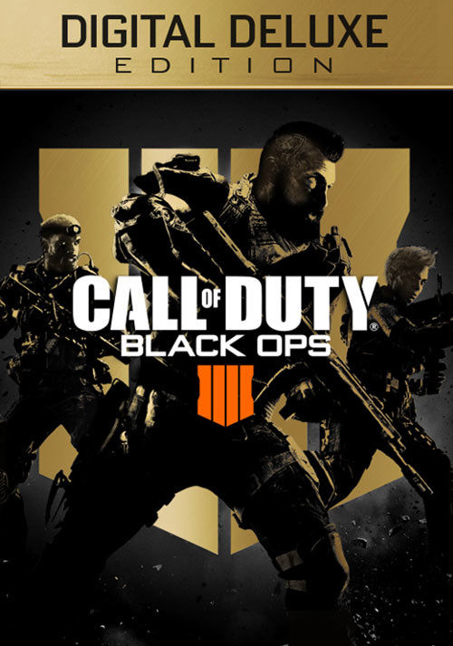 Call of Duty: Black Ops 4 - Digital Deluxe (PC)
