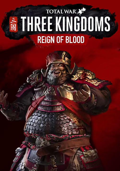 Total War: THREE KINGDOMS - Reign of Blood (PC)