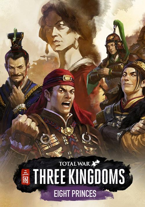 Total War: THREE KINGDOMS - Eight Princes (PC)