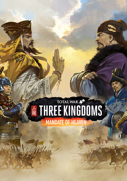 Total War: THREE KINGDOMS - Mandate of Heaven (PC)