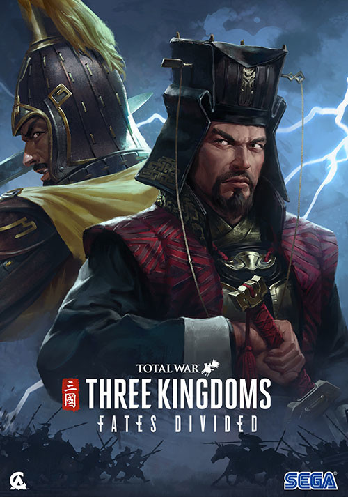 Total War: THREE KINGDOMS - Fates Divided (PC)