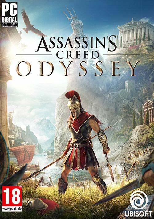 Assassin's Creed Odyssey (PC) bei Gamesplanet.de günstig kaufen