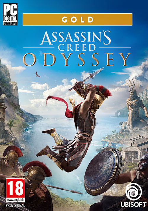 Assassins Creed Odyssey - Gold Edition (PC)