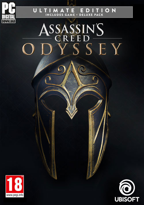 Assassins Creed Odyssey - Ultimate Edition (PC)