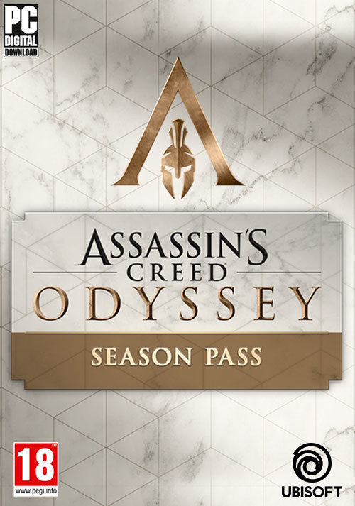 Assassins Creed Odyssey - Season Pass (PC)