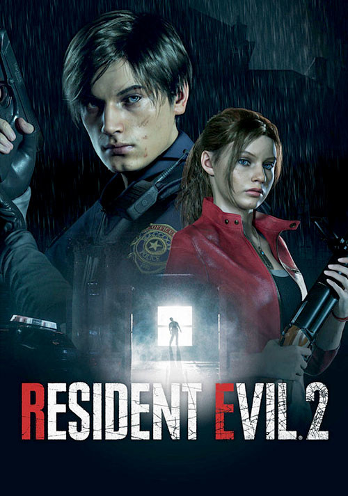 RESIDENT EVIL 2 BIOHAZARD RE:2 (PC)