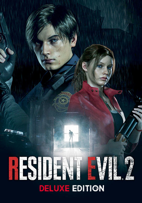 RESIDENT EVIL 2 BIOHAZARD RE:2 Deluxe Edition (PC)