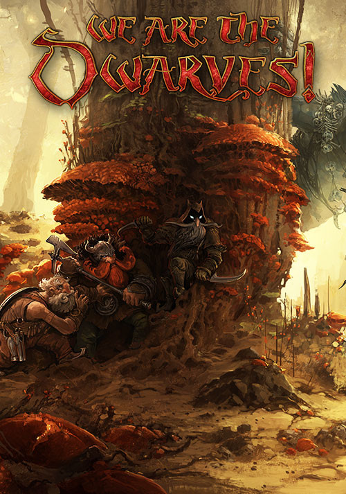 We Are The Dwarves (PC)