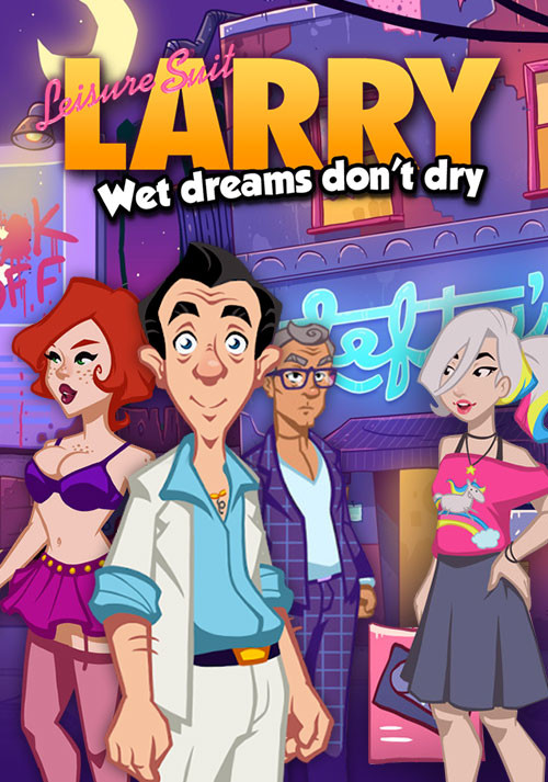Leisure Suit Larry - Wet Dreams Dont Dry (PC)