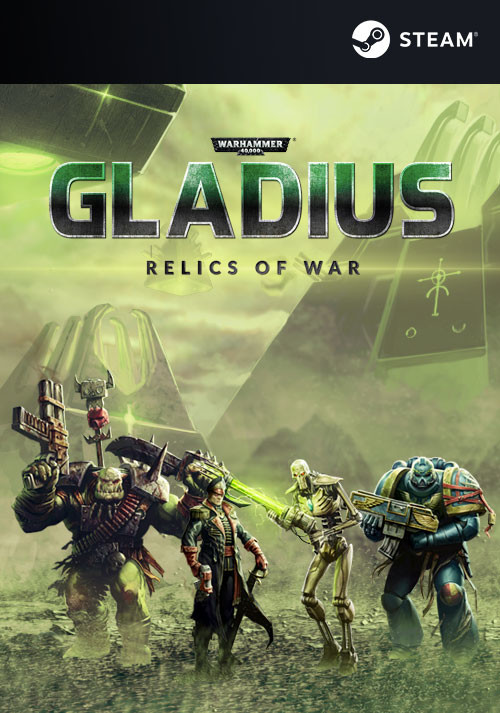 Warhammer 40,000: Gladius - Relics of War (PC)