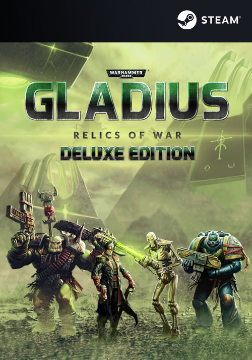 Warhammer 40,000: Gladius - Relics of War Deluxe (PC)