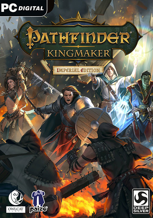 Pathfinder: Kingmaker - Imperial Edition (PC)