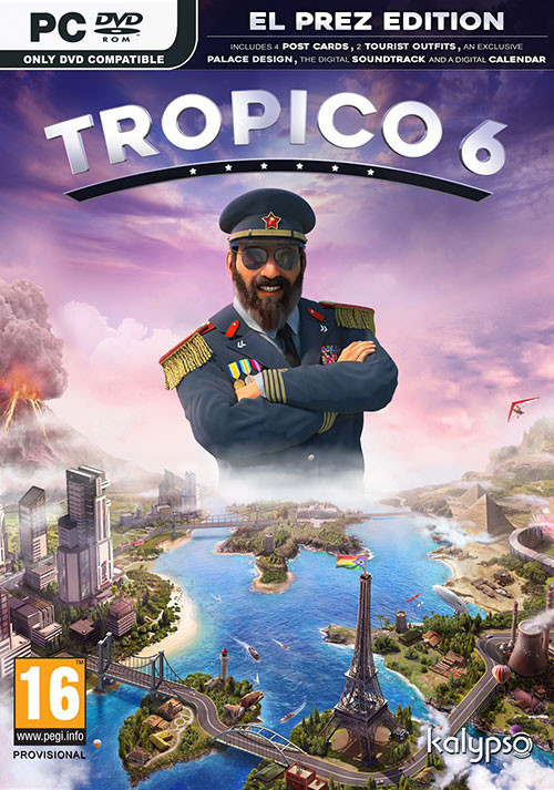 Tropico 6 El Prez Edition (PC)
