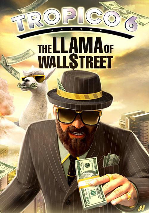 Tropico 6 - Llama of Wall Street (PC)