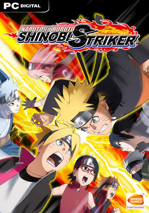 NARUTO TO BORUTO: SHINOBI STRIKER (PC)