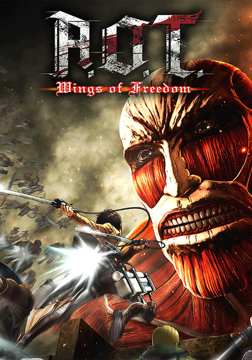 Attack on Titan A.O.T. Wings of Freedom (PC)