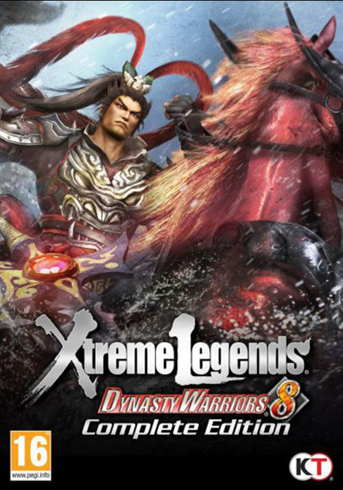 DYNASTY WARRIORS 8: Xtreme Legends Complete Edition (PC)