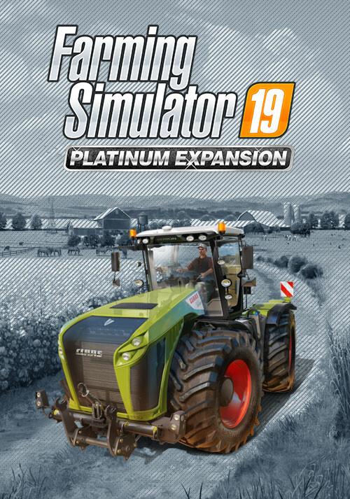 Farming Simulator 19 - Platinum Expansion (Steam) (PC)