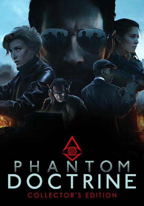 Phantom Doctrine - Collectors Edition (PC)