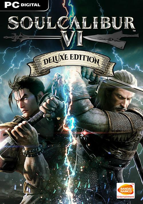 SOULCALIBUR VI Deluxe Edition (PC)