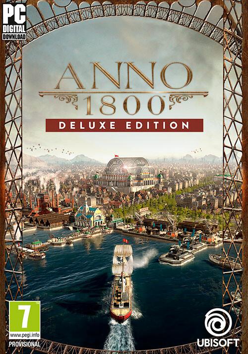 Anno 1800 - Deluxe (PC)