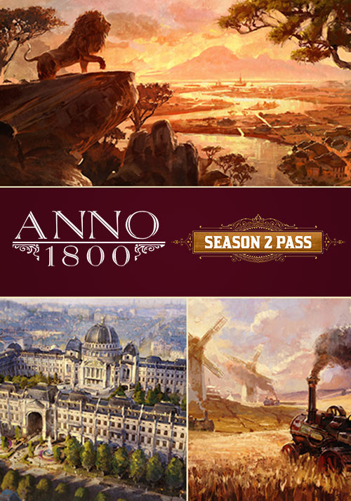 Anno 1800 - Year 2 Pass (PC)