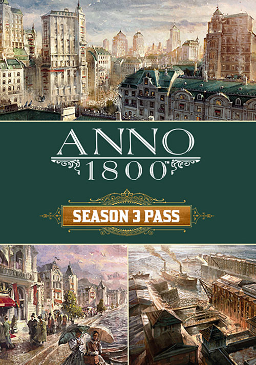 Anno 1800 - Season 3 Pass (PC)