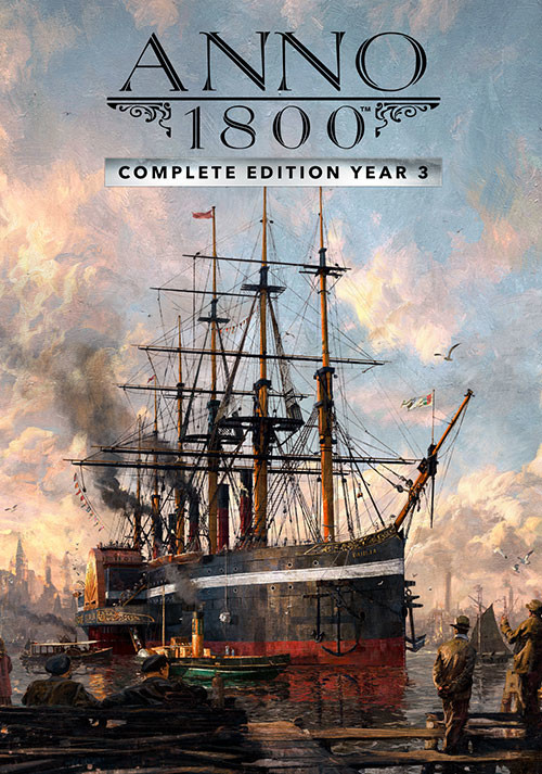 Anno 1800 - Complete Edition Year 3 (PC)