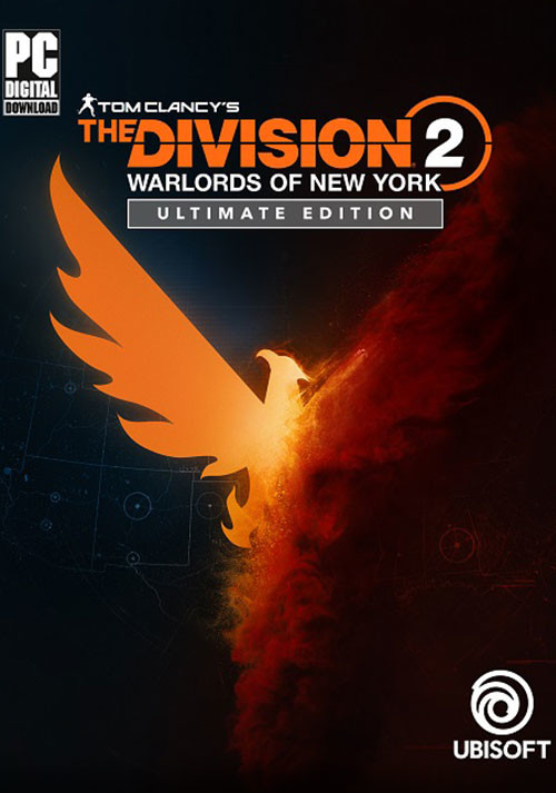 Tom Clancys The Division 2 - Warlords of New York Ultimate Edition (PC)