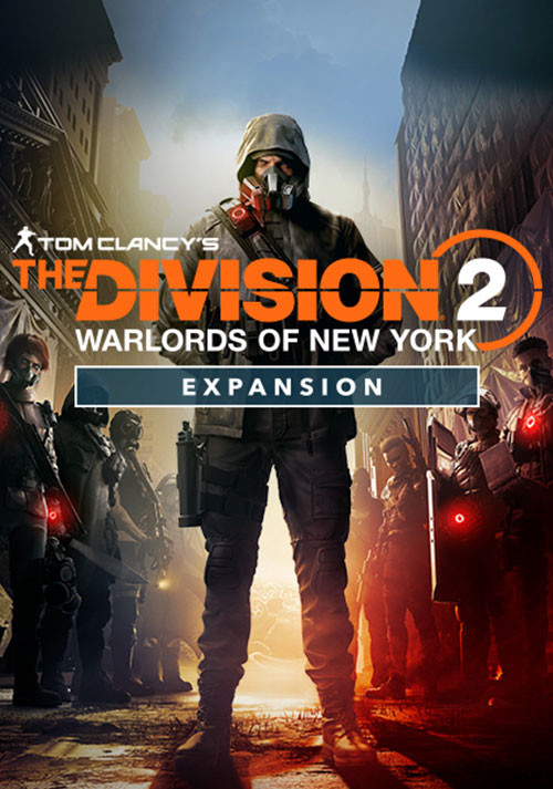 Tom Clancys The Division 2 - Warlords of New York Expansion (PC)